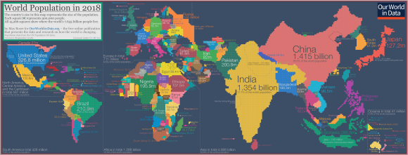 Population-cartogram_World-1