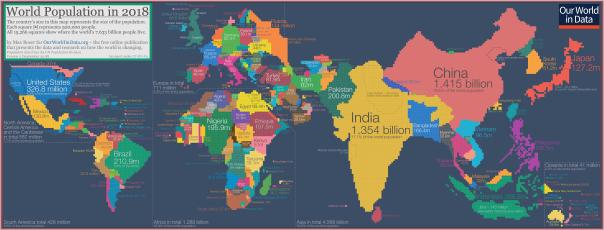 Population-cartogram_World-1